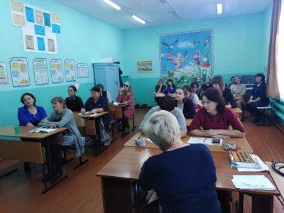Заседания районных методических объединений учителей
